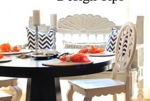 design tips / by Dodie Griffin