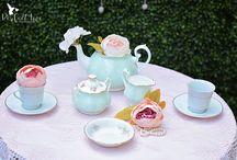 Tea party session