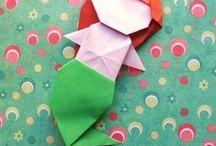 Origami & Papierbasteln