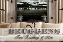 Interior decoration / Te asesoramos en la decoración de los espacios de tu casa u oficina.  / by Bruggens Art
