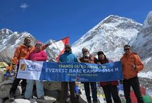 TRENDS ADVENTURES INDONESIA / We are an independent travel company known as experts in leading trips to Everest Base Camp.  Over 3 years we have developed a deep understanding of the physical preparation of participants, the main sights & attractions, hotels & lodges, trekking routes, conditions and culture of Nepal.
