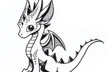 fantasy/drawings