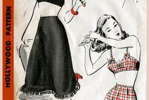 (Vintage) Lingerie