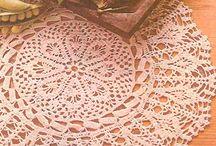 Crochet patterns/Hekel patrone