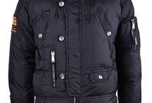DSQUARED2: Fighting Dudes Fur Jacket; 850€