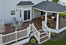 Patio and furniture