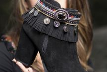 boot fringes