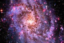Vesmír, hvězdy