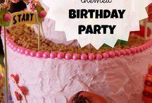 C & M 3rd Birthday! / by Ashley McGarry