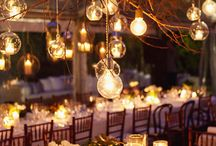 Party & Wedding Ideas / by Tina Butler