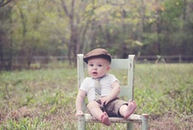 Baby boy's photography