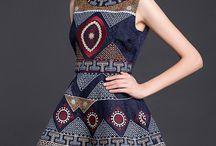 vestidos boho