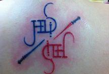 Tattoos / by Lee-Lee Marley