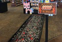 Firewalking LEGO / Cuál será más efectiva?