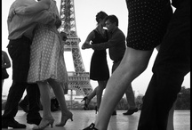 Paris and dance