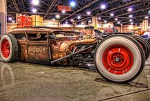Rods and cool cars