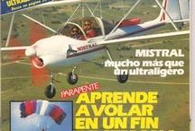 Revistas de aviación - nº1- s.XX