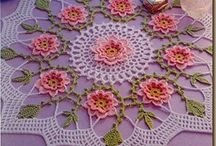 Crochet Doilies and Mandalas / by Sue Shahrouri