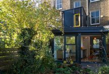 Rear Extensions in Hackney / Douglas Architects