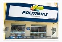 Lojas / Telefone, endereço, horário de funcionamento e mapa das lojas Politintas.