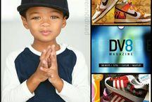 DV8 Magazine Sneaker Edition