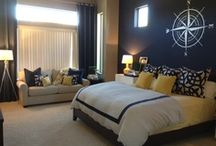 master bedroom / by Amy Richard