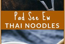 Noodle / Asian dishes