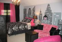 Girls Room Ideas / by Trish Westwood