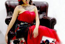 Face Painting Horror Jakarta / HALLOWEEN SUGARSKULL 2014 Kediaman ibu Renny @Kemang Jakarta Selatan.  #dickspaint #jakarta #facepainting #halloween #sugarskull #artpainting #artpainting #vampire #dracula