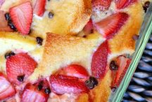 Desserts with Fruit / Featuring delicious desserts with fruit or fruit flavors!