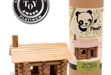 Eco Friendly TOYS by Ander Blake Company