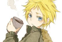 south park anime tweek