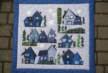 house quilts / by Patty Hanssens