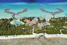 Bora Bora / Places I'd like to go!