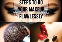 flawless make up
