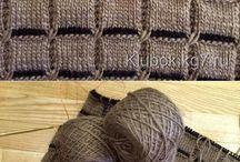 любимое хобби-вязание
