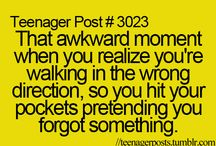 Teenager post / by Cami Henderson