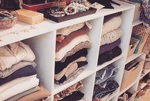 Closet Tips & Inspo