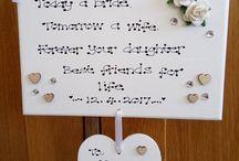 Engagement, Wedding & Anniversaries Gift Plaques