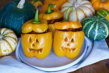 Halloween recipes and decorations