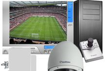 IP Camera Systems / IP camera systems include not only the cameras, they also include Video Management Software or NVRs, lenses, enclosures, network systems, and analytic software. Complete security systems integrate door access control, intercoms and IP cameras with appropriate video management software.