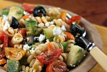 Salads / by Gina Chassaing