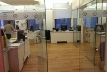 Manhattan Showrooms / Check out these beautiful showrooms in Manhattan.  Available for rent.  See our NYC commercial listings on Pinterest.