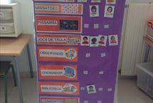 ORGANIZACIÓN / ORGANIZACIÓN CLASE