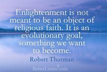 Robert Thurman / http://www.betterlisten.com/collections/robert-thurman