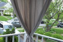 patio curtains