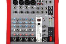 Mixere Audio - Nou by Proel (Italia) / Proel a lansat o noua gama de mixere audio profesionale, cu multiple intrari de microfon, efecte pe 24 biti, dedicate sistemelor karaoke, instalatii sonorizare formatii mici, mixere pentru evenimente. Detalii pe www.amro.ro