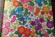 Coloriages / by Virginie Morel