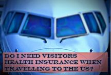 USA Visitor Health Insurance / We provide affordable visitors health insurance for foreigners going to USA, Canada,Mexico, Europe, and more!