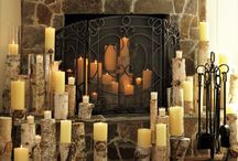 Candles... romantic, relaxing and beautiful!  / by Thais Diaz